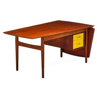 Mid-Century Modern Arne Vodder Sibast Desk For Sale