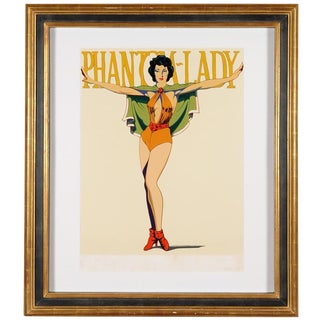 Phantom Lady by Mel Ramos For Sale