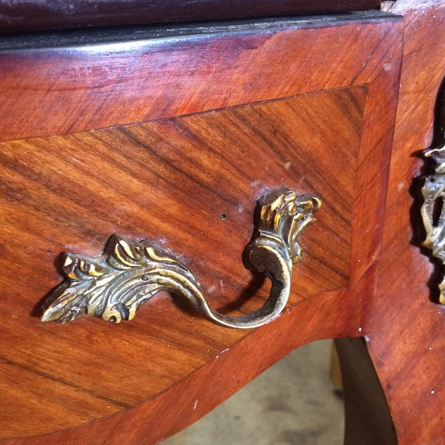 Roll Top Writing Desk For Sale - Image 4 of 10