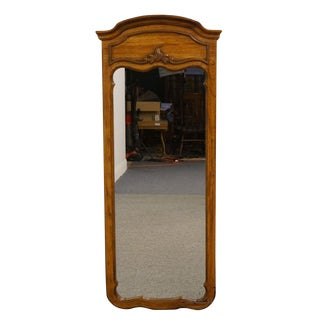 Late 20th Century Vintage Thomasville Furniture Camille Collection Mirror For Sale