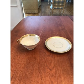 1950s Lenox Lowell Place Setting - Set of 5 Preview