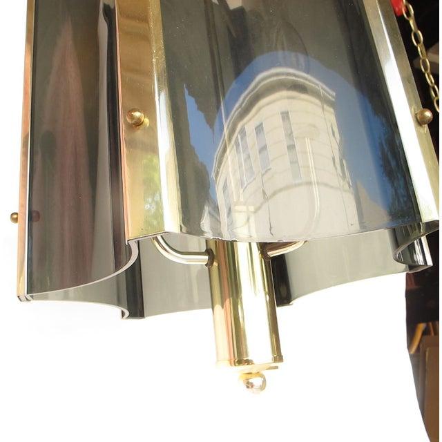 1970s Plexiglass Pendant - Image 4 of 4