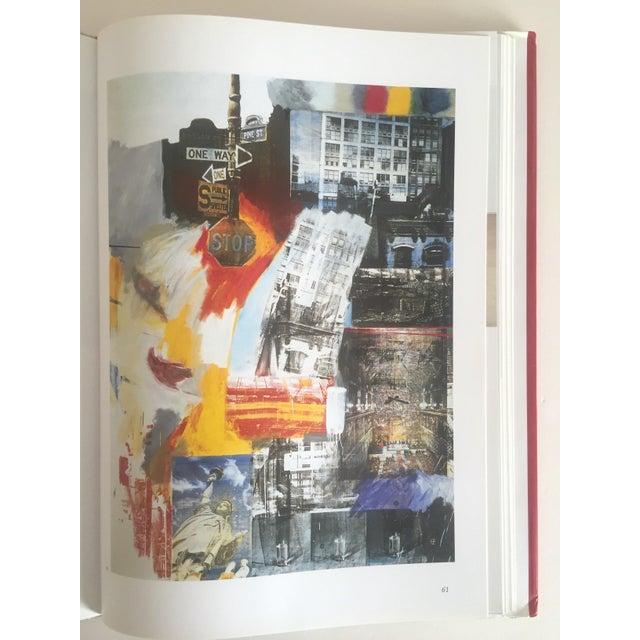 "Robert Rauschenberg ""Robert Rauschenberg"" 1st Edition Vintage 1999 Collector's Art Book For Sale - Image 4 of 11"