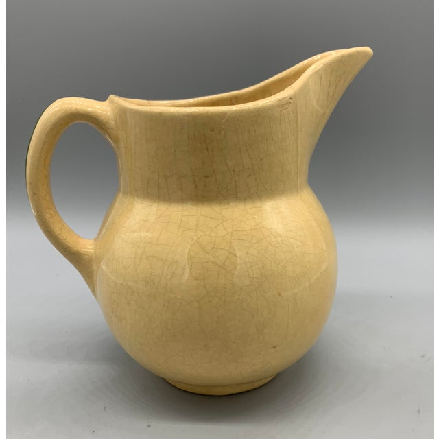 Watt Pottery's Apple Pitcher For Sale In Los Angeles - Image 6 of 9