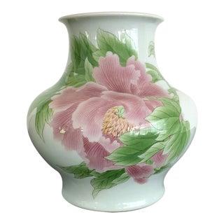Fine Japanese Porcelain Vase by Makuzu Kozan Meiji Period For Sale