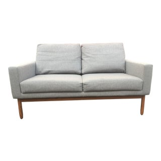 Design Within Reach Raleigh Two-Seater Sofa For Sale