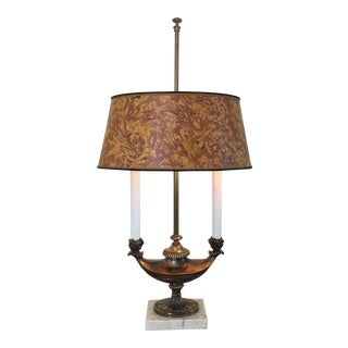 Stiffell Genie-Style Bouillotte Lamp