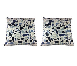 Image of Navy Blue Pillows