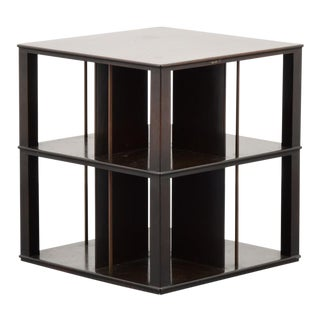 "Mid-Century Modern Edward Wormley ""Revolving Bookcase"" For Sale"