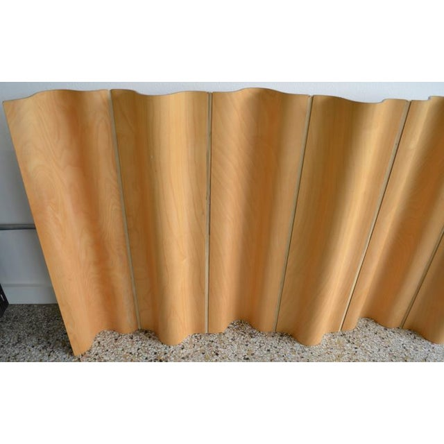 Charles Eames Ash Screen for Herman Miller, Circa 1950s - Image 5 of 10