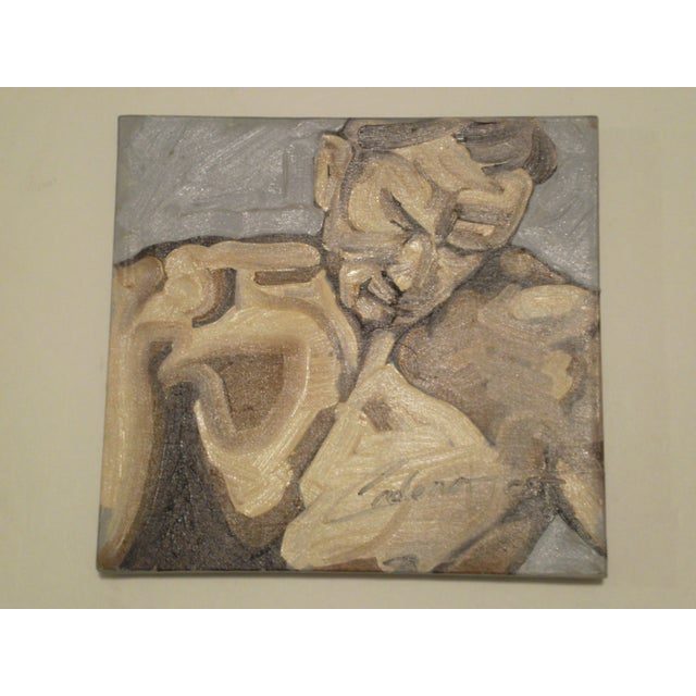 Original Figural Painting - Image 6 of 7