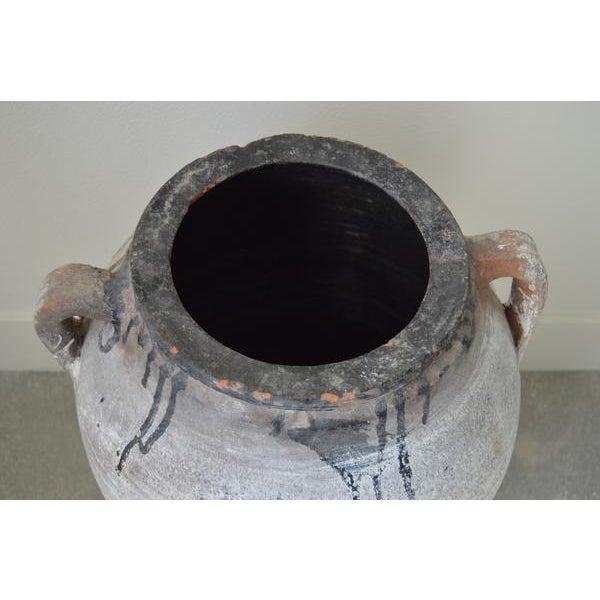 Greek Antique Pottery - Amphora - Image 3 of 3