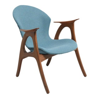 EASY CHAIR BY AAGE CHRISTIANSEN