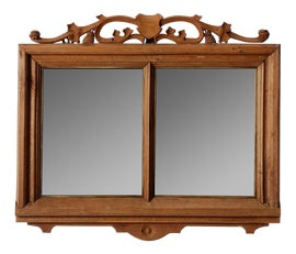 Image of French Pier and Console Mirrors