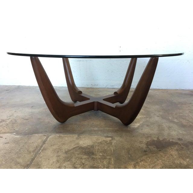 Mid Century Modern Style Coffee Table: Mid-Century Modern Adrian Pearsall Style Coffee Table