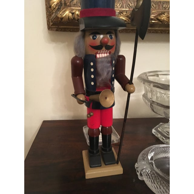 Traditional Vintage German Nutcrackers - A Pair For Sale - Image 3 of 7