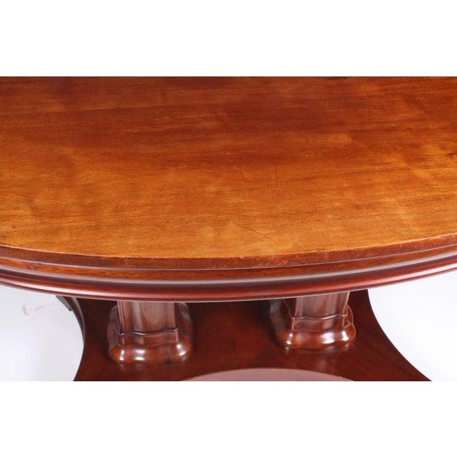 Art Nouveau Center Table - Image 4 of 9