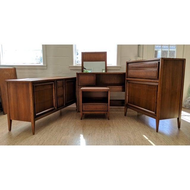 Mid-Century Modern Bedroom Set - by Century Furniture