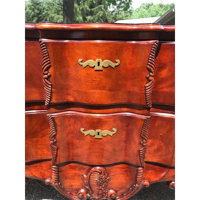 Cherry Dresser by John Widdicomb For Sale - Image 9 of 11