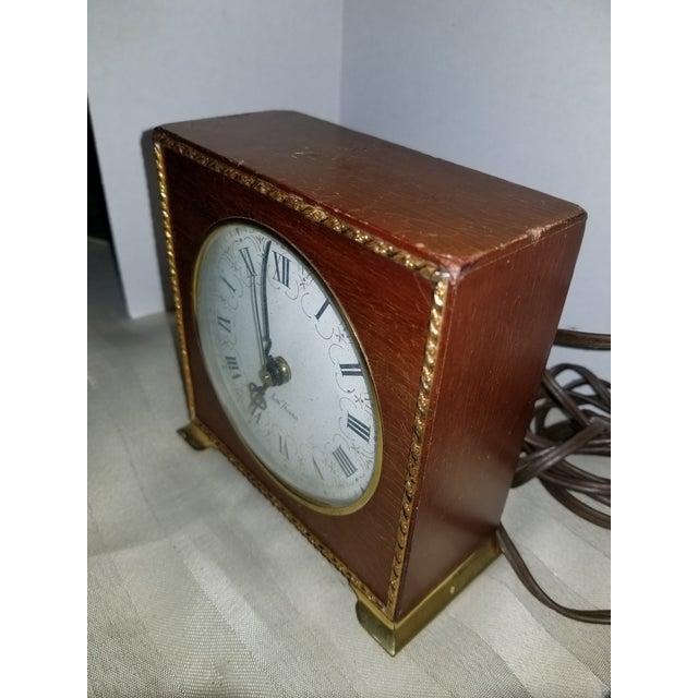 Art Deco Seth Thomas Alarm Clock - Image 3 of 5