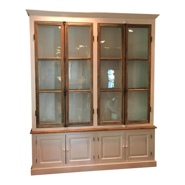 French Style Display Cabinet - Image 1 of 7