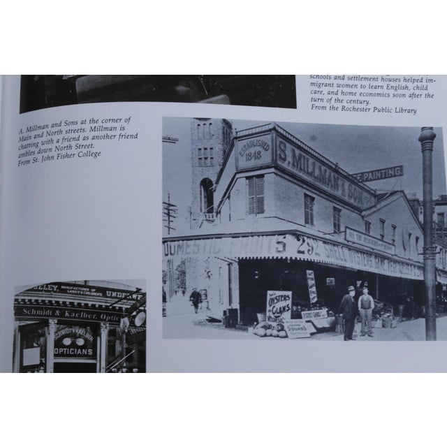 Rochester, A Pictorial History by Ruth Rosenberg-Naparsteck For Sale In New York - Image 6 of 7