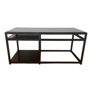 1950s Mid-Century Modern Dunbar Edward Wormley Architectural Console Table For Sale