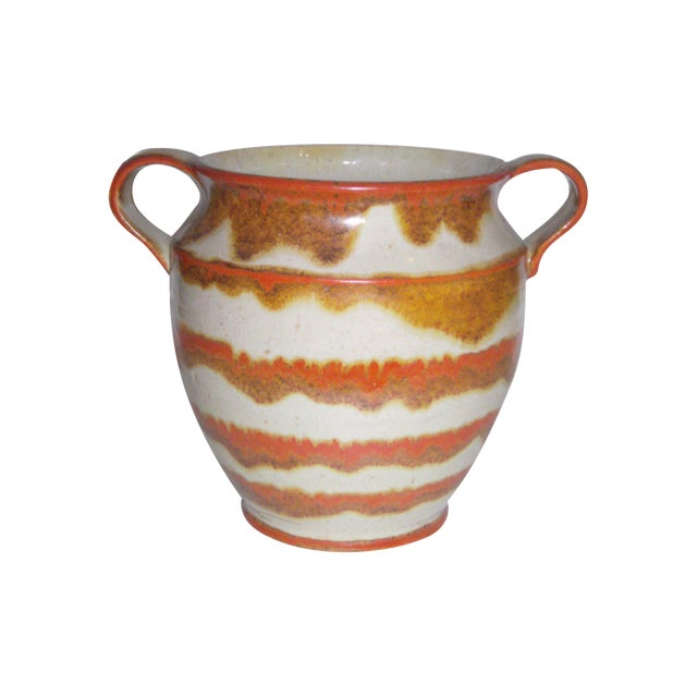 1929 Kentucky Art Pottery Vase - Image 1 of 8