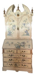 Image of Lacquer China and Display Cabinets