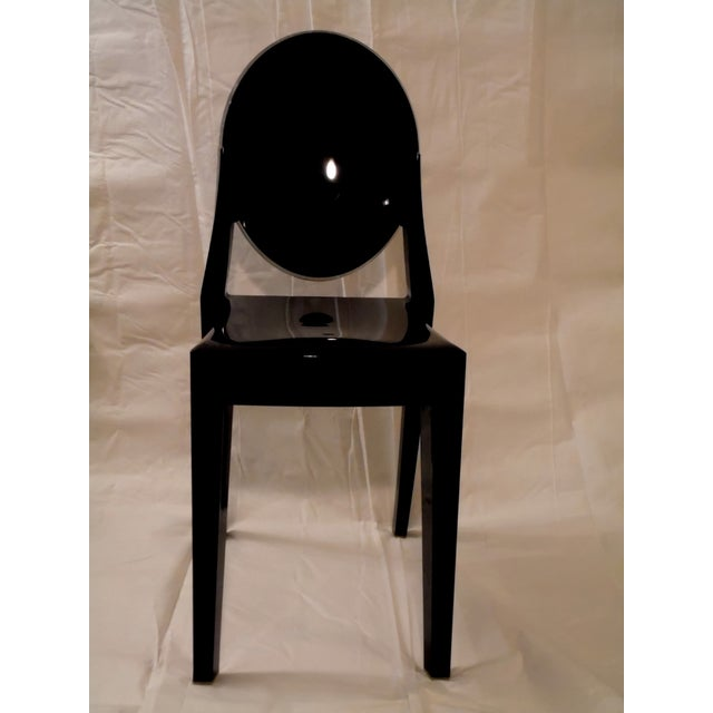 Kartell Philippe Starck Louis Ghost Side Chair - Image 2 of 6