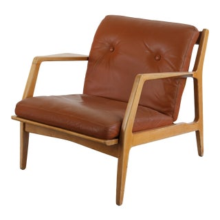 1960s Vintage Kofod Larsen for Selig Chair For Sale