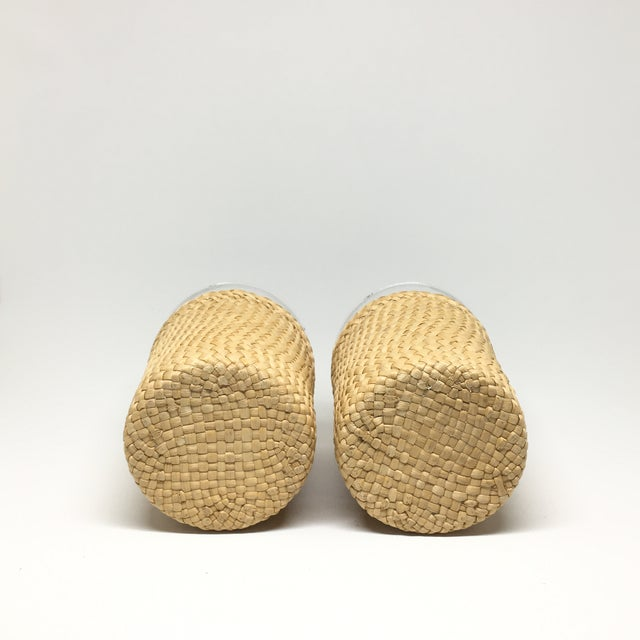 1980s Rattan-Cased Glasses - A Pair - Image 4 of 6