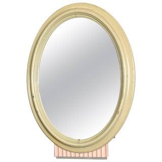Classic American Art Deco Dresser Mirror Kittinger Furniture For Sale
