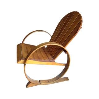 Unique Adirondack Chairs - Pair