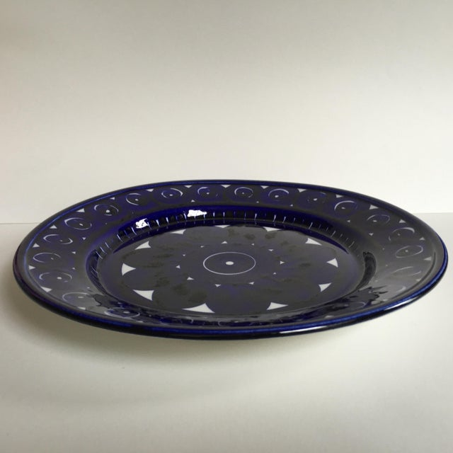 Vintage Arabia of Finland Valencia Plate - Image 3 of 5