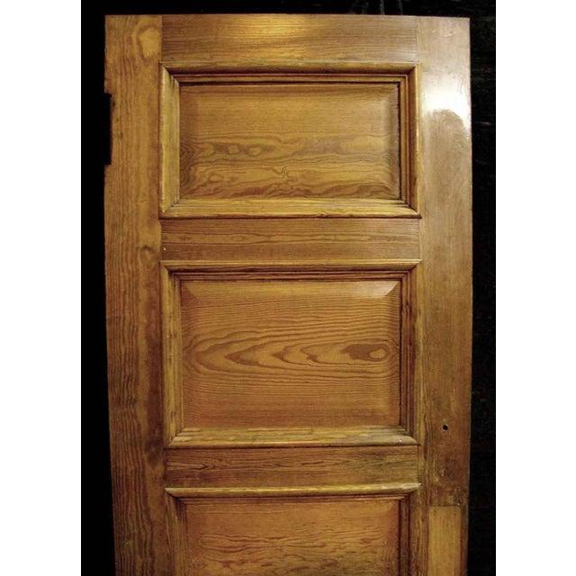Four Panel Oak & Cypress Door - Image 3 of 6