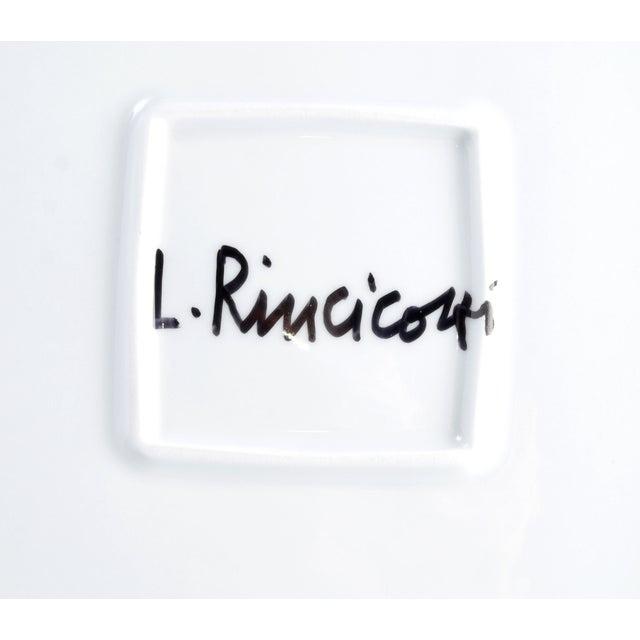 "Luigi Rincicotti Zodiac Plate ""Leo"" - Image 2 of 3"