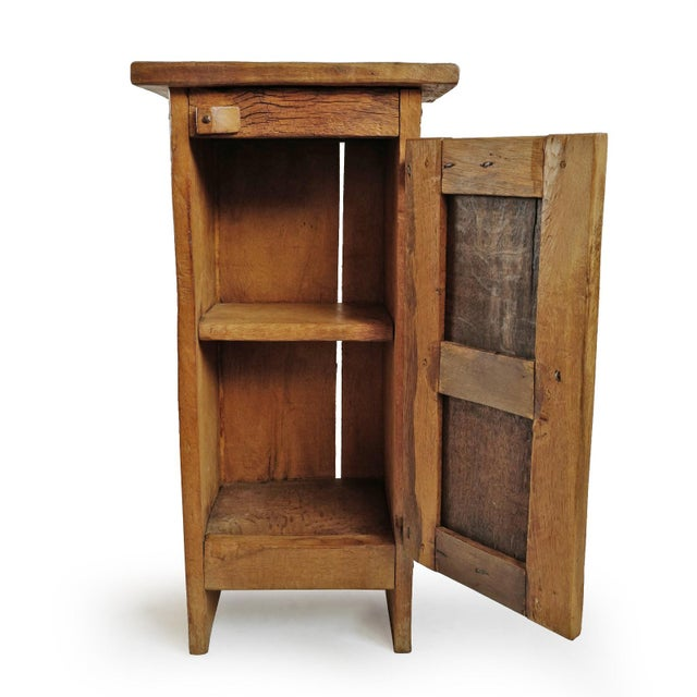 Early 20th Century Vintage Mesquite Side Cabinet For Sale - Image 5 of 8