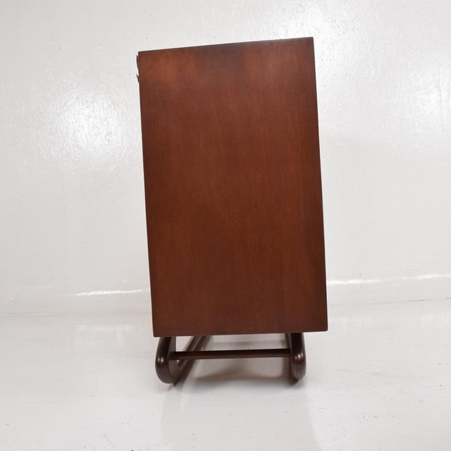 Green Mid-Century Mexican Modernist Chest of Drawers by Frank Kyle Pepe Mendoza For Sale - Image 8 of 11
