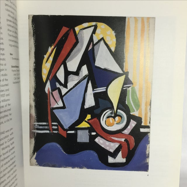 """""""The Second Wave: American Abstraction 1930s-1940"""" For Sale - Image 4 of 8"""