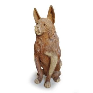 Wood Shepherd Dog Preview