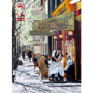 """La Goulue, NYC"" Giclee Print For Sale"