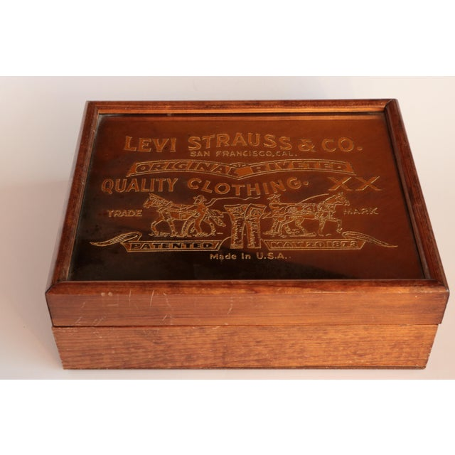 Levi Strauss & Co. Centennial Box For Sale - Image 9 of 11