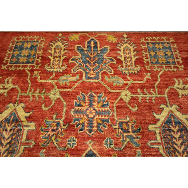 "Mojave Collection Kazak Rug - 7'5"" x 11'5"" - Image 8 of 11"