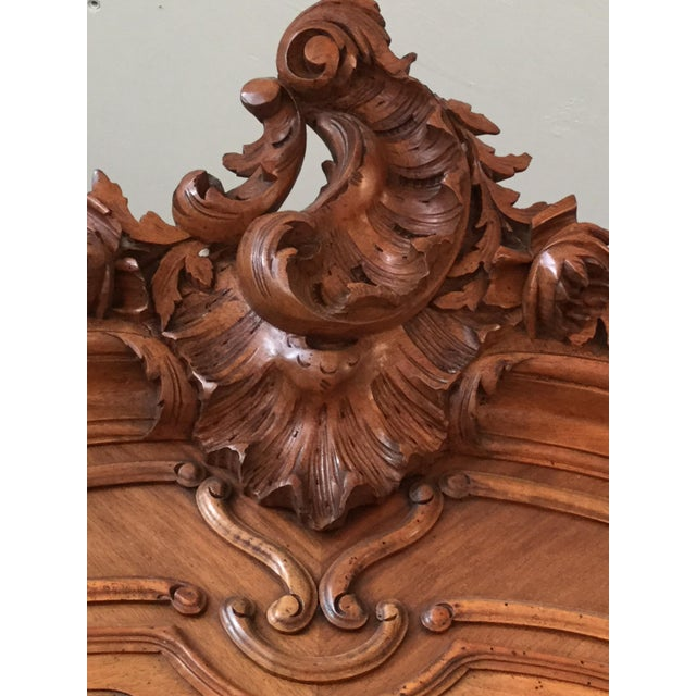 19th Century French Armoire For Sale - Image 9 of 10