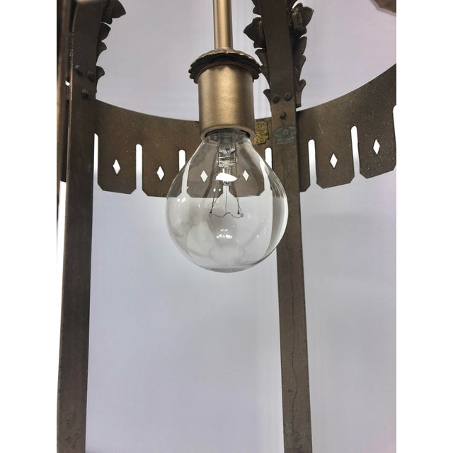 Late 19th Century Antique French Decorative Lantern For Sale - Image 5 of 7