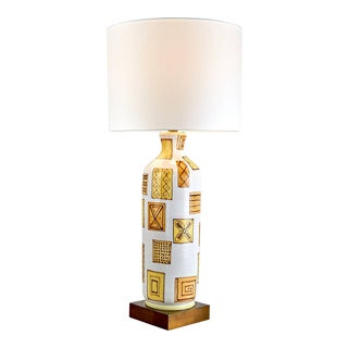 Table Lamp by Guido Gambone For Sale