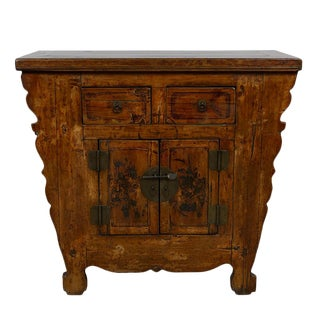 Antique Chinese Qing Dynasty Cabinet For Sale