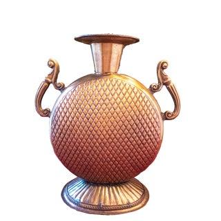Interlude Home Bronze Floor Vase For Sale