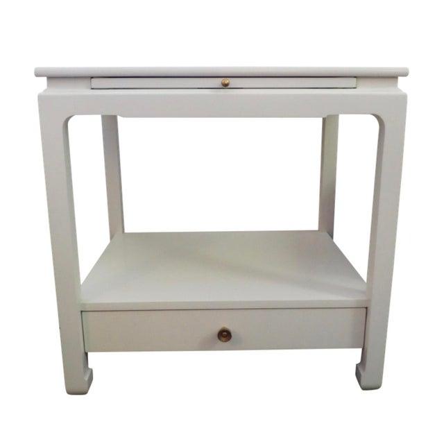 Alexa Hampton Sara Side Table For Sale - Image 9 of 10